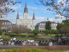 New Orleans: http://www.ytravelblog.com/east-coast-road-tripping-highlights-usa/