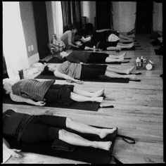 Community Acupuncture - healing in shared space with the powerful energy of the room.