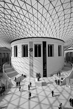 British Museum - whether marveling at the Rosetta Stone, or visiting the newest exhibit, it's never a dull day spent!