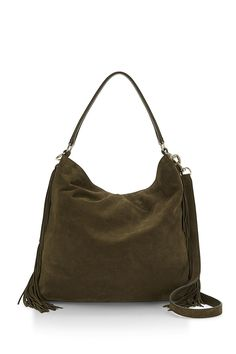 Clark Hobo  - Crafted from soft pebbled leather in a slouchy silhouette, this runway favorite is an instant wardrobe update.