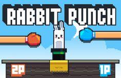 Rabbit Punch - HTML5 Freelance Game Developer