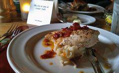 Dinner at The Inn & Spa at Cedar Falls