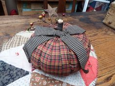 Punkins, punkins, here - there & everywhere!  by Karen Barbera on Etsy