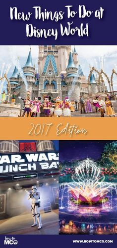 Disney is constantly adding new things at the resort to do every year. It can be hard to keep up on the latest openings and what to expect on your next trip to the Walt Disney World Resort. #newatdisney #newdisneyattractions #newdisneyrides