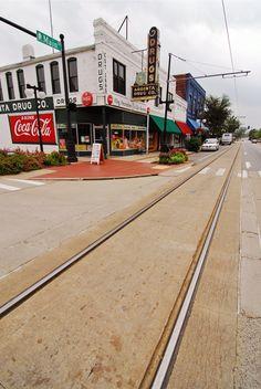 Downtown Argenta | Arkansas (by Chris Litherland) North Little Rock, AR
