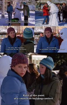 Gilmore Girls one of my favorite episodes!!