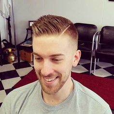 Best Mens Fade Hairstyles Idea