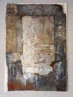mixed media 80x100 #abstractart