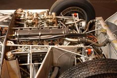 Maserati Tipo 61 Birdcage (Chassis 2451 - 2014 Retromobile) High Resolution Image