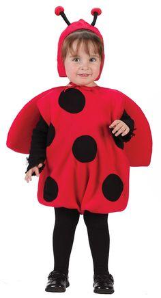 Ladybug costume 1