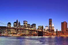 Ponte do Brooklyn, Nova York, Estados Unidos