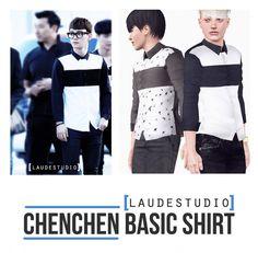CheChen Basic Shirt by laudestudio - Sims 3 Downloads CC Caboodle