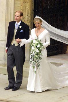 Prince Edward and Sophie Rhys-Jones June 19, 1999