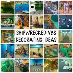 Shipwrecked-VBS-Decorating-Ideas.jpg 2,000×2,000 pixels