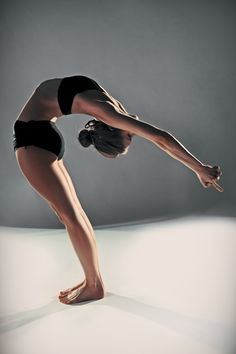 standing back bend