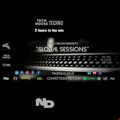 """Preview :Upcoming Thursday !!! ( 26. 10. 2017 )UK time Zone 20..00 - 22.00 / EU time Zone 21.00 - 23.00Dj Nasty deluxe/Dj Nasty deluxe Group(City of Drums) Munich(Electronic Music Network)present's :""""Global Session"""" Season 2017 / 20182 Hours of Underground Techno & Tech House on AirCONFETTI DIGITAL/CONFETTI RECORDS, Based in London / UKdeliver an interactive user friendly music based media station via theInternet bringing all areas of our communities..."""