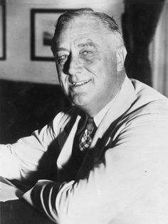 Two-Term President, actually 3 term President, Franklin D. Roosevelt