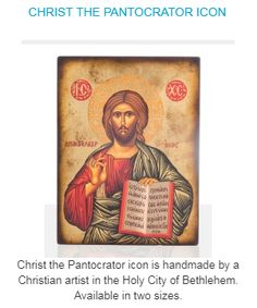 A complete range of #Christian #Icons included #Saint #George #and #Dragon #Icon, #Christ #the #Pantocrator #Icon, #Holy #Family #Icon, #The #Tree #of #Life #Icon and many more #Olive #Wood gifts are available at #Bethlehem #Casting #Co the online shop. Visit at our website and  check our  exclusive stock. Or call 📱📞at +972 (0)54 7742809.
