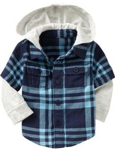 Cute shirt for my sweetie pie with his bright blue eyes :-)