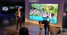 #Samsung's 146-inch #MicroLED is an assault on OLED.