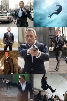 Daniel Craig   /  hidebond