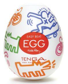 Keith Haring Tenga egg.