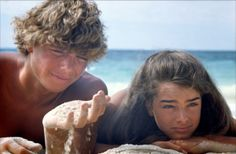 """The Blue Lagoon (1980) """"This is where we live, Richard. This is our home, now and forever."""" ~Emmiline"""