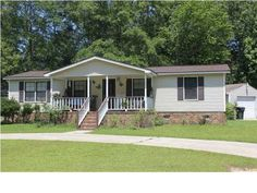 28 covered front porch on manufactured home