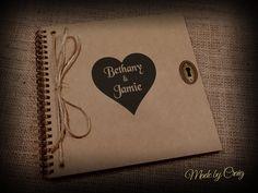 Creative wedding scrapbook ideas