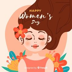 Discover thousands of free-copyright vectors on Freepik Women's Day 8 March, 8th Of March, Best Background Images, Creative Background, Happy Woman Day, Happy Women, International Womens Day Poster, Watermelon Illustration, Ganesh Wallpaper