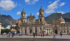 Cathedral in Bogota