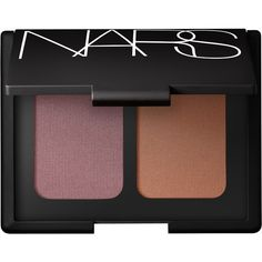 NARS Sin/Casino Blush - Bronzer Duo ($42) ❤ liked on Polyvore featuring beauty products, makeup, cheek makeup, nars cosmetics, sheer makeup and bronze makeup