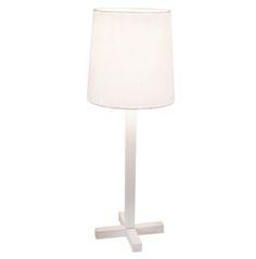 Cross bordslampa