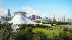 "Nothing's decided yet, but a legal fight in Chicago could sour ""Star Wars"" creator George Lucas on the Windy City as the site for his proposed cultural museum, and Oakland would love to help out. Museum Plan, New Museum, Frank Gehry, Renzo Piano, George Lucas Museum, Rotterdam, David Adjaye, Lac Michigan, Art Arabe"