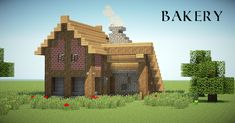 Minecraft small farm house awesome farm house pack 23 different Minecraft Bakery, Minecraft Farm House, Minecraft Houses For Girls, Minecraft Houses Xbox, Minecraft House Tutorials, Minecraft Houses Survival, Minecraft Castle, Minecraft Houses Blueprints, Minecraft Designs