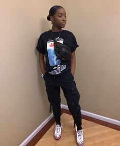 1c1e5cb970e pinterest: elchocolategirl Black Girl Fashion, Tomboy Fashion, Fashion  Killa, 90s Fashion,