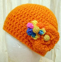 Precious little crochet hats for birth to adults by wecreationz, $14.00
