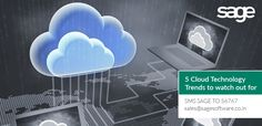 5 Cloud Technology Trends To Watch Out For