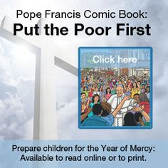 Pflaum Gospel Weeklies Year Of Mercy, Religious Education, Pope Francis, Reading Online, Just Love, Kids Learning, Preschool, Comic Books, Faith