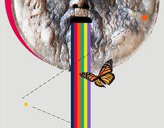 """Check out new work on my @Behance portfolio: """" BOCCA DELLA VERITÀ"""" http://be.net/gallery/31610703/-BOCCA-DELLA-VERITA"""