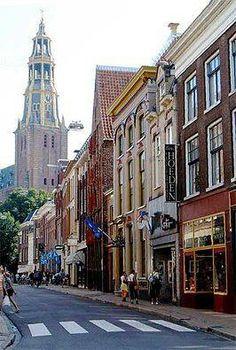 Brugstraat Groningen
