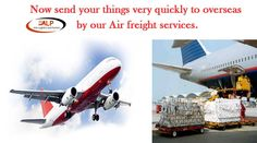 Now send your things very quickly to overseas by our #Air_freight_services.