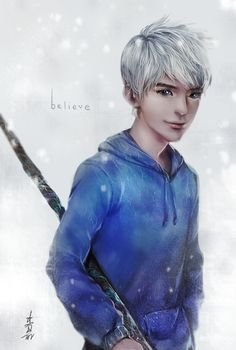 Jack frost, haven't seen the movie yet but i know he WILL be my favorite character