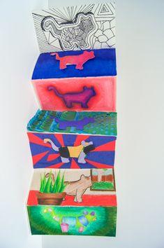 Arte Elemental, 6th Grade Art, Booklet Design, Ecole Art, School Art Projects, School Ideas, Principles Of Art, Art Curriculum, Middle School Art
