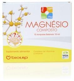 Magnésio   Biovip