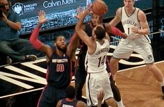 Shaun Livingston Saves the Day for Brooklyn Nets against Miami Heat #Nets #Basketball