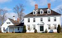 Elegant Federal Period Home Plan