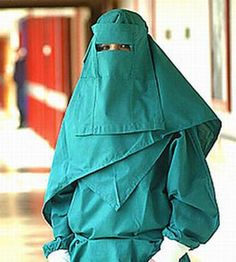 4/11/10 UK Allows Muslim Nurses To NOT WASH To Protect Modesty. The UK Department of Health announced that it would loosen hygiene rules for Muslim nurses. From now on, Muslim female staff will not need to wash their hands before procedures as it compromises their modesty under Sharia Law. Instead, they will have the admittedly less sanitary option of wearing disposable plastic over-sleeves >> we're don't care about microbes, we're defending some somebody's stupid fake beliefs