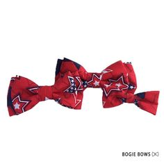 Memorial Day and Fourth of July are fast approaching. Make sure to order your pet a holiday bow tie to be the talk of the party! #bogiebows by bogiebows