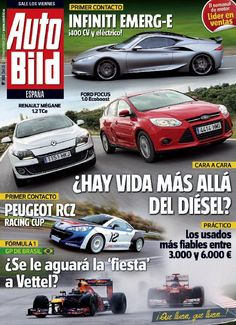 Auto Bild España Spanish Magazine - Buy, Subscribe, Download and Read Auto Bild España on your iPad, iPhone, iPod Touch, Android and on the web only through Magzter